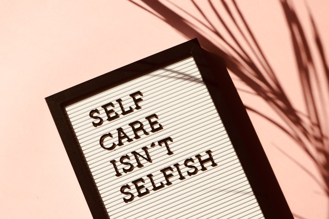 self care for writers