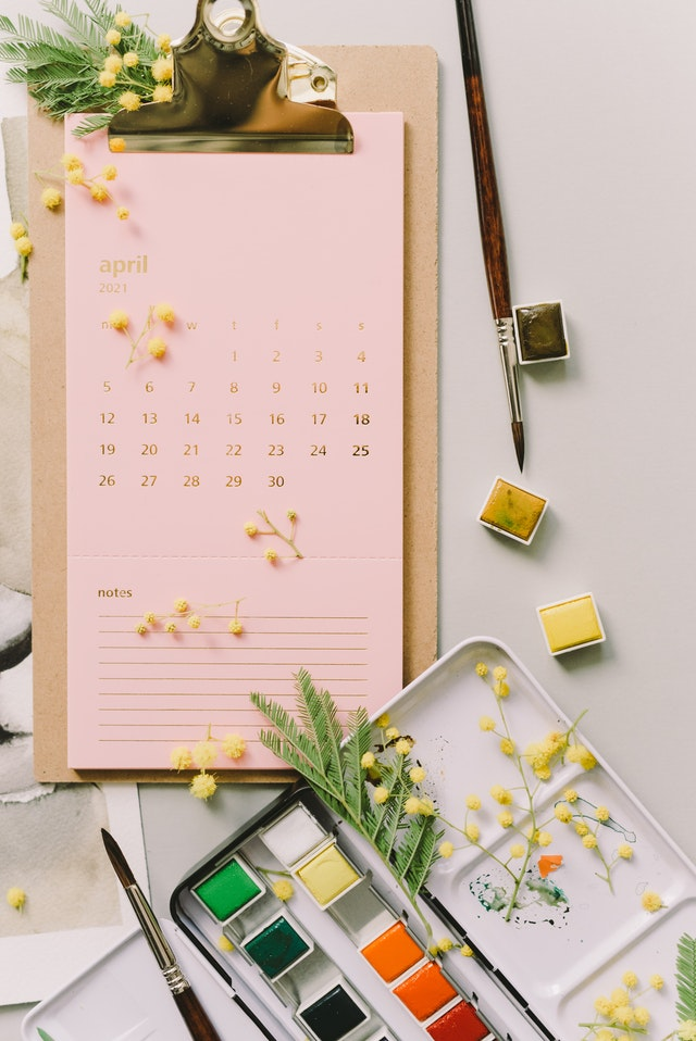 plan your writing time